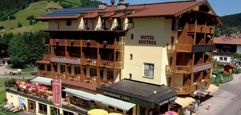 Hotel Austria, Niederau, The Wildschönau Valley, Austria - exterior.jpg